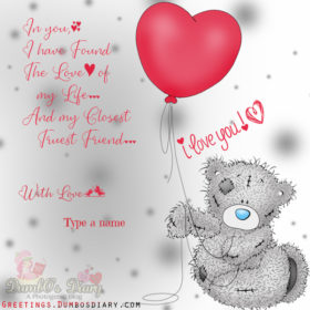 Red Heart Tatty Teddy